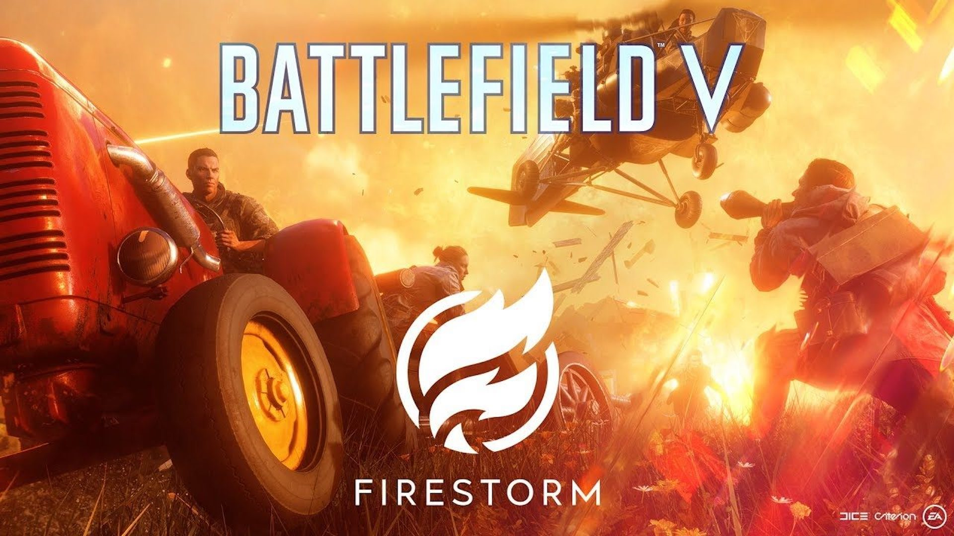 Everything you need to know about Firestorm, Battlefield V Battle Royale extension