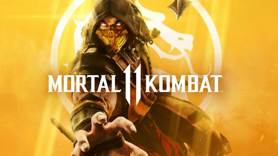 Mortal Kombat 11 teases the presence of two more characters, Kitana and D'Vorah